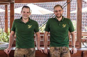Clemens und Nikolaus Rehrl